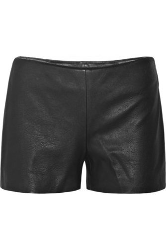 Theory | Leather shorts | NET-A-PORTER.COM 315