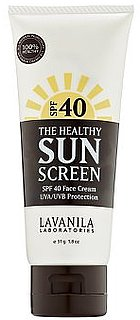 Enter to Win Lavanila The Healthy Sun Screen SPF 40 Face Cream 2010-08-09 23:30:26