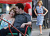 Pictures of Michelle Williams and Seth Rogen Filming Take This Waltz