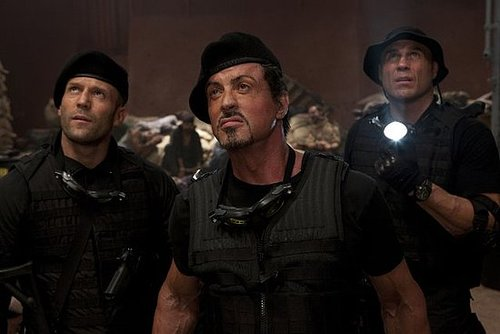 The Expendables Places First in Box Office