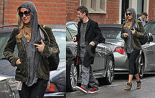 Pictures of Kate Hudson and Matt Bellamy in London