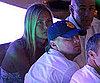 Slide Picture of Bar Refaeli and Leonardo DiCaprio Partying in Italy