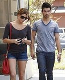 Pictures of Ashley Greene and Joe Jonas
