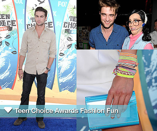 Pictures From the 2010 Teen Choice Awards 2010-08-09 13:00:22