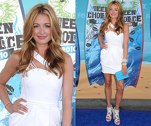 Photos of Cat Deeley in Preen at the 2010 Teen Choice Awards