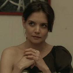 New Movie Trailer For The Romantics Starring Katie Holmes