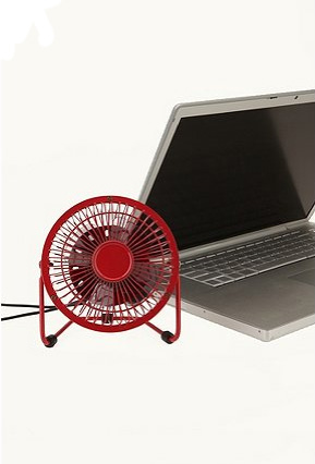 Photos of the USB Fan