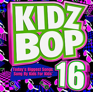 Review of Kidz Bop 16