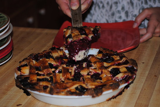 Marilyn Batalis Blackberry Pie