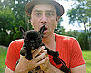 Sugar Shout Out: Zach Braff Gets a New Puppy!