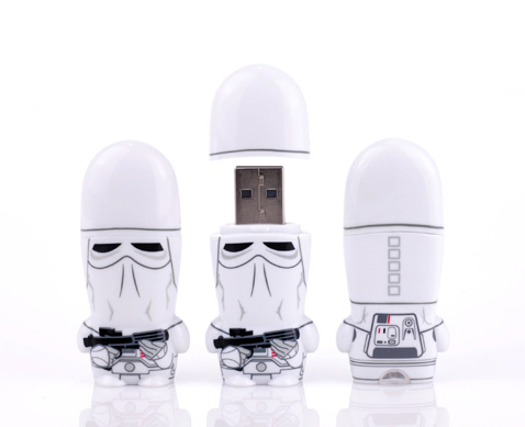 Photos of New Star Wars Mimobots