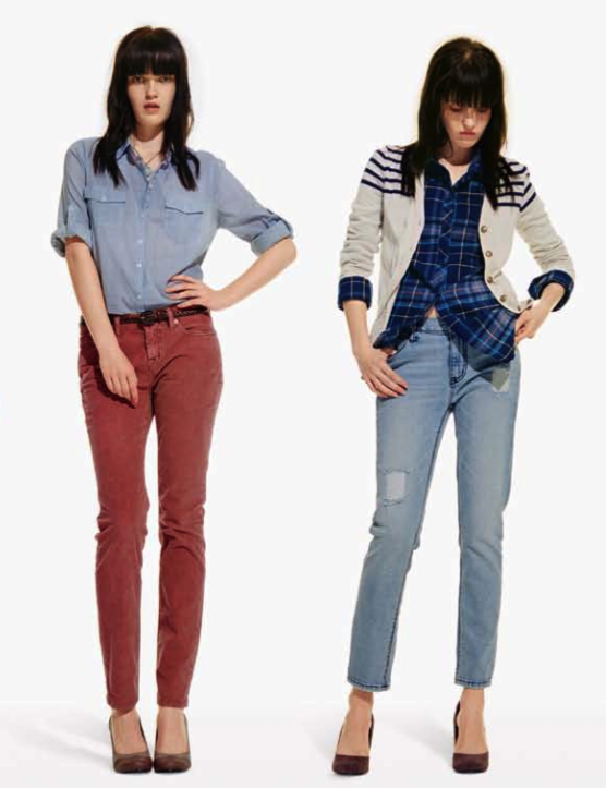 More Early Fall Fashion From Urban Outfitters