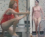 Pictures of Michelle Williams and Sarah Silverman in Swimsuits For Take This Waltz
