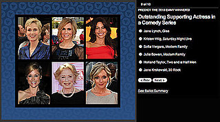 2010 Primetime Emmy Awards Ballot