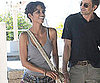 Slide Picture of Halle Berry in South Africa