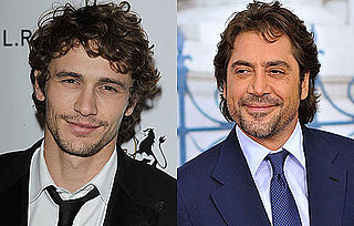 James Franco vs. Javier Bardem — Who's More Your Type?