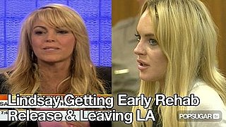 Video of Dina Lohan on The Today Show Talking About Lindsay