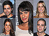 Celebrities at the BlackBerry Torch Launch Party including Lea Michele and Twilight Stars