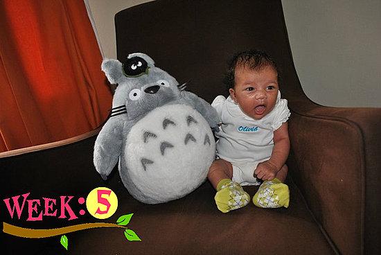 Olivia Lily 5 Weeks Old!!