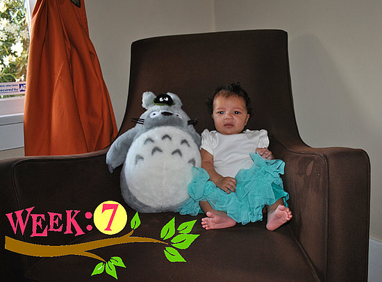 Olivia Lily 7 Weeks Old!!