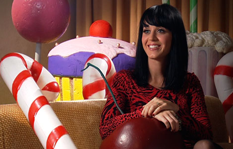 Katy Perry Hated Shooting Sex Scene