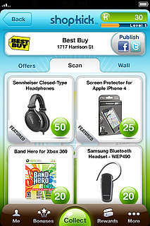 Best Buy Discounts and Deals With Shopkick