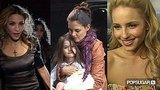 Video of Madonna Partying For Her Birthday, Katie Holmes Admits Suri Cruise Picked Her 2008 Costume Institute Gala Outfit, and J