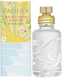 Enter to Win Pacifica Malibu Lemon Blossom Spray Perfume