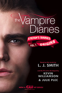 The Vampire Diaries Book Prequel by L.J. Smith Stefan's Diaries #1: Origins