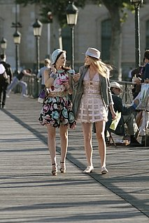 Gossip Girl New Promo For Season 4 in Paris 2010-08-17 05:30:00