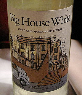 Wine Review of 2009 Big House White