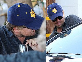 Leo Lunches in LA as He Returns From His Shirtless Vacation With Bar
