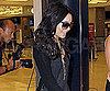 Slide Picture of Vanessa Hudgens Leaving NYC