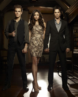 The Vampire Diaries Season Two Trailer With Nina Dobrev, Ian Somerhalder, Paul Wesley