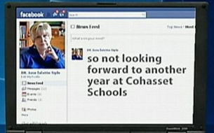 Teacher Fired For Talking About Students and Parents on Facebook