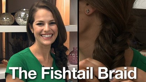 How to Create a Fishtail Braid: A Video Tutorial For Hair 2010-08-20 12:00:26