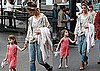 Pictures of Katie Holmes and Suri Cruise Together in Toronto
