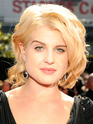 Kelly Osbourne at 2010 Emmy Awards