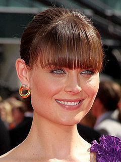 Emily Deschanel at 2010 Emmy Awards