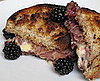 Fast and Easy Recipe For Blackberry, Prosciutto, and Brie Grilled Cheese