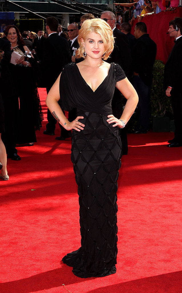 Kelly Osbourne in Tony Ward