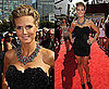 Heidi Klum in Marchesa at 2010 Emmy Awards