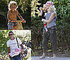 Pictures of Gwen Stefani and Gavin Rossdale Celebrating Zuma Rossdale's Birthday