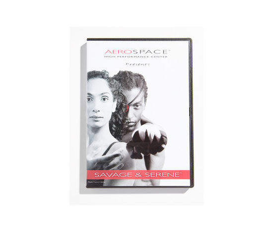 Aerobox Savage & Serene Combination Workout DVD