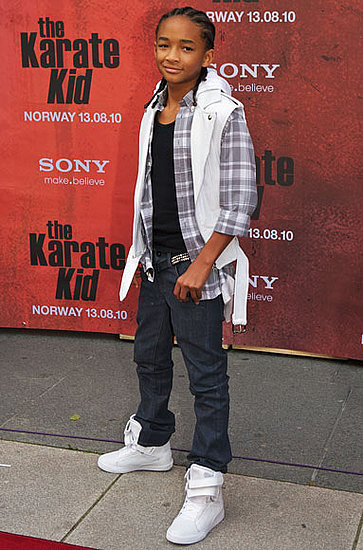 Jaden Smith(Will and Jada Pinkett Smith's son)