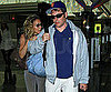 Slide Picture of Sarah Jessica Parker and Matthew Broderick at JFK