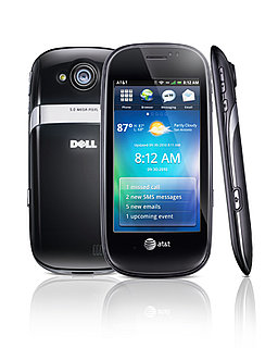 Dell Aero Android Phone For AT&T
