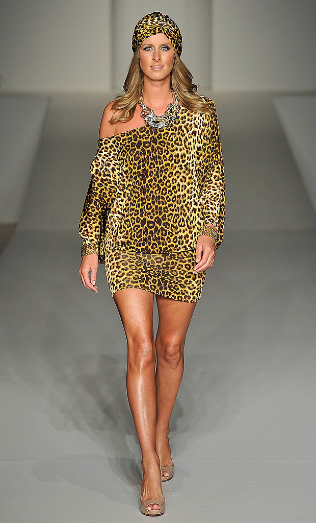 Nicky Hilton Takes the Catwalk at Australian Fashion Week