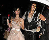 Slide Picture of Katy Perry and Russell Brand Out in New York