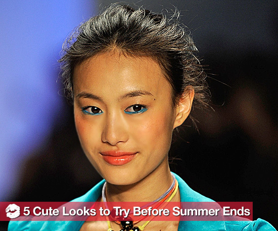 5 Looks to Try Before Summer Ends
